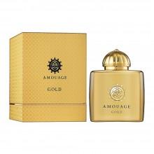Amouage Gold Pour Femme е луксозен женски парфюм с класически ориенталски аромат за специални поводи