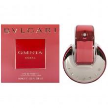 Bvlgary Omnia Coral е женски парфюм със свеж, плодово-цветен аромат и ухание на червени плодове