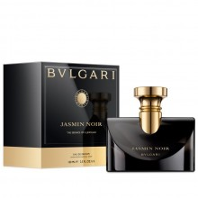 Bvlgary Jasmin Noir е женски парфюм с цветен ориенталски аромат, излъчващ изтънченост, свежест и лукс