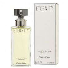 Calvin Klein Eternity е парфюм за жени с класически цветен аромат, цитрусови нотки и ориенталска база