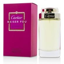 Cartier Baiser Fou е женски парфюм с плодово-цветен аромат с лек привкус на шоколад и луксозно, чувствено ухание