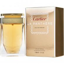 Cartier La Panthere е женски парфюм с плодово-цветен аромат и дървесни нотки за стилни, независими, елегантни дами