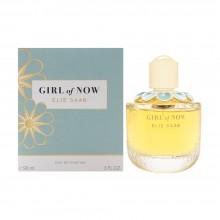 Elie Saab Girl of Now е женски парфюм с чувствен, плодово-цветен аромат с ориенталска основа и изкусително, дръзко ухание