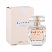 Elie Saab Le Parfum е женски парфюм с елегантен, изискан и чувствен аромат, с ухание на жасмин и дървесни нотки