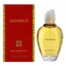 Givenchy Amarige е женски парфюм с чувствен и богат цветен аромат, ориенталски и плодови нотки и с нежно, изискано ухание