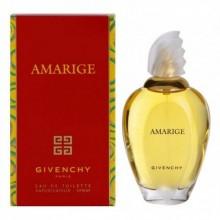 Givenchy Amarige е женски парфюм с чувствен и богат цветен аромат, ориенталски и плодови нотки и с нежно, изискано ухание