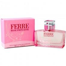 Gianfranco Ferre Ferre Rose е женски парфюм с нежен и изискан, плодово-цветен аромат с ориенталски нотки и ухание на рози
