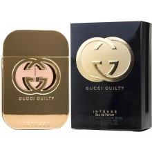 Gucci Guilty Intense е женски парфюм с интензивен и богат цветен аромат, пикантни и ориенталски нотки и с чувствено ухание