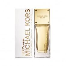 Michael Kors Stylist Amber е женски парфюм с чувствен цветен ориенталски аромат и съблазнително ухание