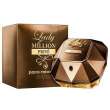 Paco Rabanne Lady Million Prive е луксозен женски парфюм със съблазнителен, ориенталски цветен аромат и плодови нотки