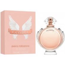 Paco Rabanne Olympea е женски парфюм с чувствен и съблазнителен, плодово-цветен ориенталски аромат и пикантни нотки
