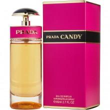 Prada Candy е женски парфюм с чувствен ориенталски флорален аромат за страстни и стилни млади дами