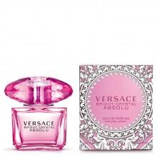 Versace Bright Crystal Absolu е женски парфюм с наситен и чувствен, плодово-цветен ориенталски аромат и съблазнително ухание