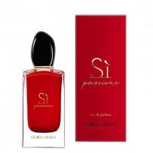 Armani Si Passione е женски парфюм със съблазнителен и чувствен плодово-цветен аромат за изискани и стилни дами