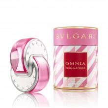 Bvlgari Omnia Pink Sapphire е женски парфюм със свеж и очарователен флорален аромат, с ухание на цитруси и екзотични цветя