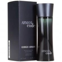 Armani Code е мъжки парфюм със съблазнителен и изтънчен ориенталски аромат, плодови и пикантни нотки
