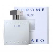 Azzaro Chrome Pure е мъжки парфюм със свеж цитрусов, ориенталски армат с пикантни нотки
