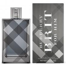 Burberry Brit for Him е мъжки парфюм с чувствен и стилен дървесно-ориенталски аромат, плодови нотки и пикантни подправки