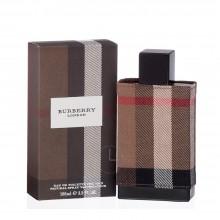 Burberry London е луксозен мъжки парфюм с изискан ориенталски аромат, дървесни нотки и подправки