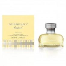 Burberry Weekend for Men е мъжки парфюм със свеж и сладък цитрусов аромат,  дървесни и мускусни нотки