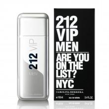 Carolina Herrera 212 VIP Men е мъжки парфюм със съблазнителен и изискан ориенталски аромат с пикантни нотки и подправки