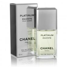 Chanel Egoiste Platinum е мъжки парфюм със свеж дървесен аромат, цветни и плодови нотки и с изискано ухание