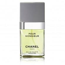 Chanel Pour Monsieur е мъжки парфюм със свеж дървесно-шипров аромат, цитрусови нотки и изискано ухание