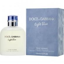 Dolce&Gabbana Light Blue for Men е мъжки парфюм с чувствен и свеж цитрусов аромат, пикантни и ориенталски нотки