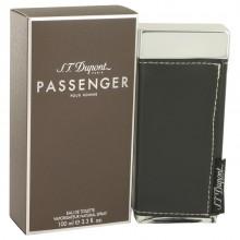 S.T.Dupont Passenger е мъжки парфюм със свеж цитрусов аромат, пикантни подправки и ориенталски нотки
