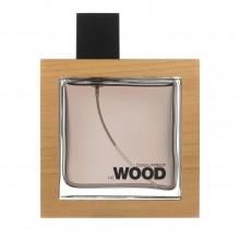 Dsquared2 He Wood е мъжки парфюм с чист и свеж дървесен аромат, цветни и ориенталски нотки