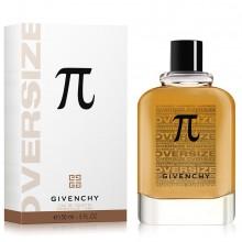 Givenchy Pi е мъжки парфюм с чувствен и свеж ориенталски аромат, дървесни нотки и много подправки