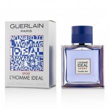Guerlain L`Homme Ideal Sport е мъжки парфюм с много свеж и чувствен аромат, ориенталски нотки и пикантни подправки