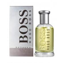 Hugo Boss Bottled е мъжки парфюм със свеж и чувствен, сладко-пикантен дървесен аромат с плодови нотки