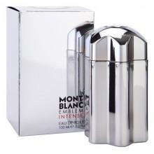 Mont Blanc Emblem Intense е мъжки парфюм с наситен и чувствен дървесен аромат, с много подправки и плодово-цветни нотки