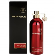 Montale Red Aoud е мъжки парфюм с ориенталски, пикантен, унисекс аромат, с ухание на роза и подправки