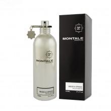 Montale Wood & Spices е луксозен мъжки парфюм, с наситен и чувствен, ориенталски дървесен аромат с пикантни подправки