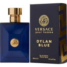 Versace Pour Homme Dylan Blue е мъжки парфюм с чувствен и много свеж, ориенталски пиакнтен аромат с плодови нотки