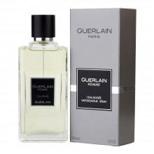 Guerlain Homme L'Eau Boisée е мъжки парфюм със свеж, екзотичен, дървесен аромат и ухание на индийски ветивер, ром и мускус