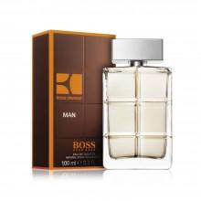 Hugo Boss Orange Man е мъжки парфюм с дървесен ориенталски аромат, пикантни тонове и ухание на ванилия и ябълка