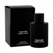 Tom Ford Ombré Leather е унисекс парфюм с чувствен и елегантен аромат на кожа и уханен жасмин