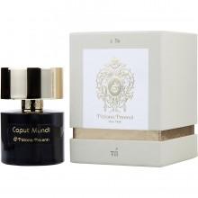 Tiziana Terenzi Caput Mundi е унисекс парфюм с екзотичен дървесен аромат, с цветни нотки и мистично ухание