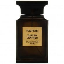 Tom Ford Private Blend Tuscan Leather е унисекс парфюм с чувствен дървесен аромат, кожени нотки и подправки