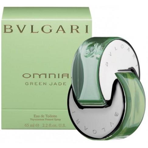 Bvlgary Omnia Green Jade е женски парфюм с плодово-цветен аромат, с ухание на пролет и свежи зелени поляни
