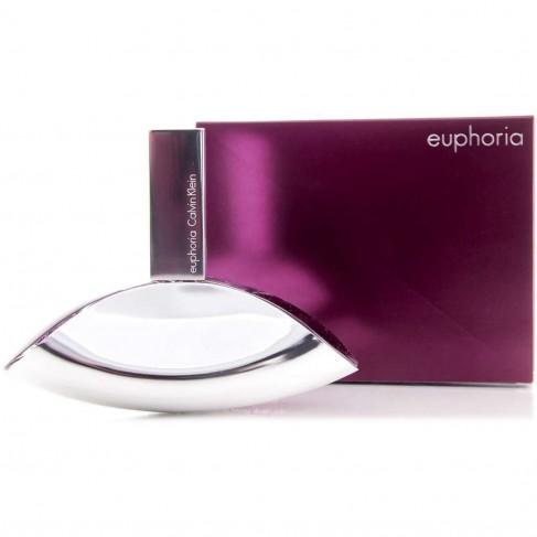 Calvin Klein Euphoria е женски парфюм с плодово-цветен аромат и ориенталски нотки, много свеж, чувствен и елегантен - 3