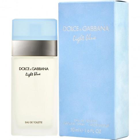 Dolce&Gabbana Light Blue е женски парфюм със свеж и чувствен, цветен аромат, ориенталски нотки и нежно цитрусово ухание
