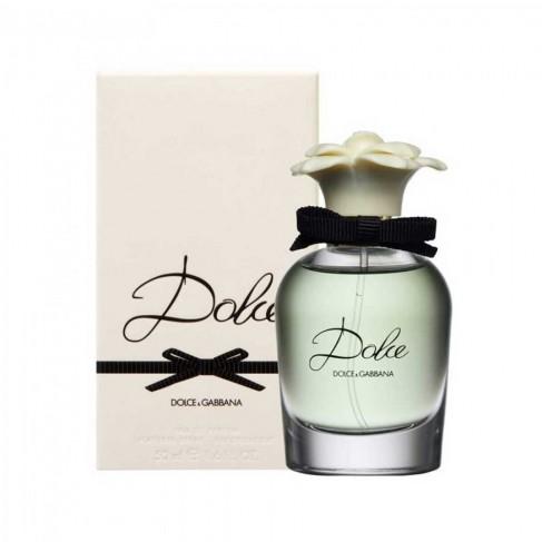 Dolce&Gabbana Dolce е женски парфюм с нежен и елегантен аромат на бели цветя и ориенталски нотки