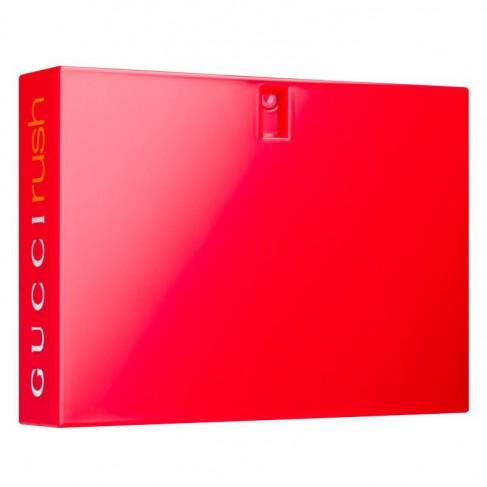 Gucci Rush е женски парфюм с чувствен аромат от екзотични цветя и ориенталски нотки с опияняващо и стилно ухание