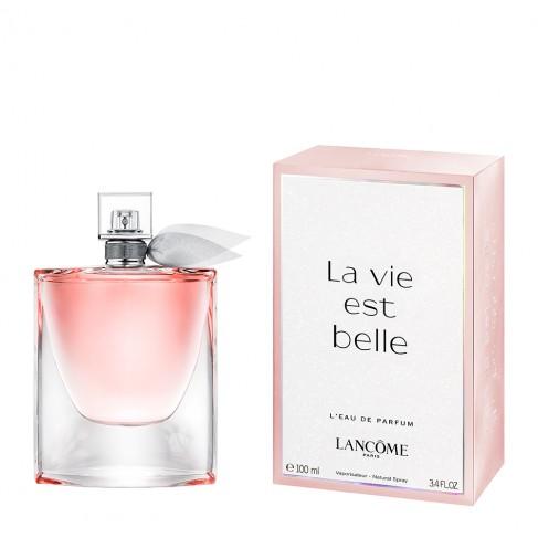 lancome La Vie Est Belle e стилен женски парфюм, с чувствен плодово-цветен аромат и ориенталски нотки  - 1