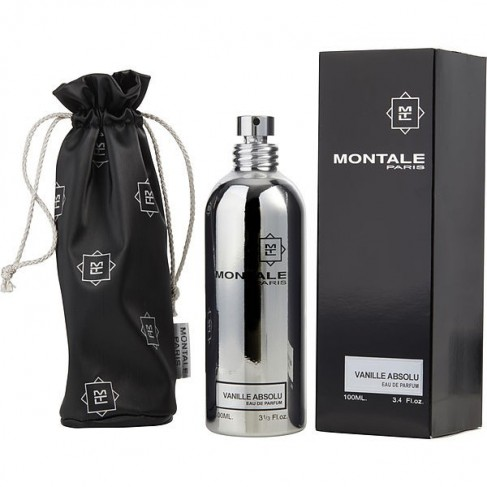 Montale Vanille Absolu е женски парфюм с нежен ориенталски ванилов аромат и пленително ухание