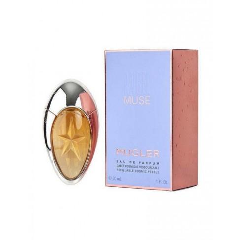 Thierry Mugler Angel Muse  е женски парфюм с изтънчен и чувствен ориенталски сладък аромат с пикантни нотки